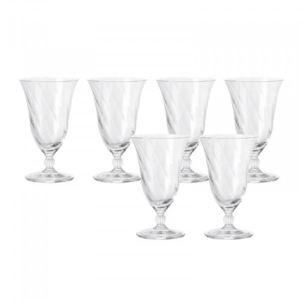 Leonardo Volterra Wasserglas 6er-Set