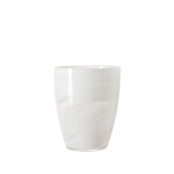 Leonardo Alabastro weiß Vase